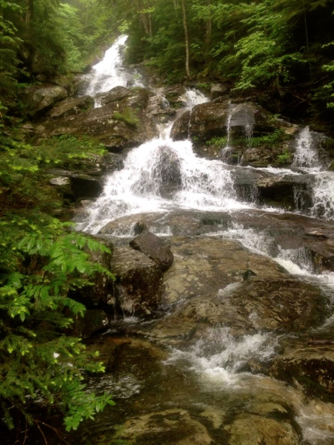 111 Waterfall I climbed down