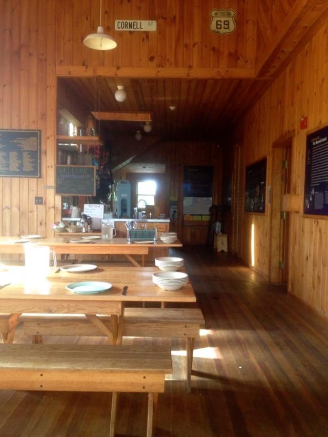 113 The Galehead Hut