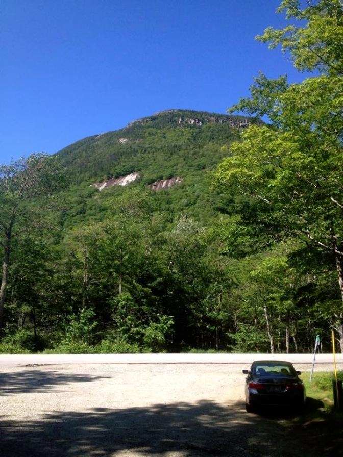 114 Tomorrow Morning's climb